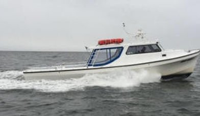 Miss Ashleigh charter boat